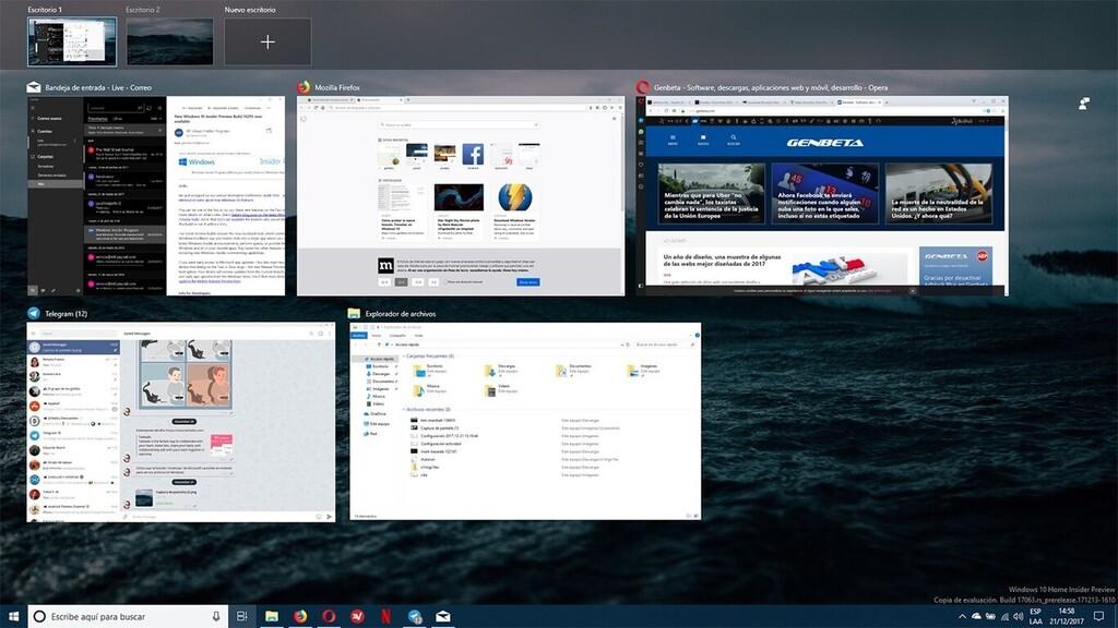 Microsoft anuncia que Timeline dejará de sincronizar los datos desde julio de 2021 si usas Windows 10 1803 o una versión posterior