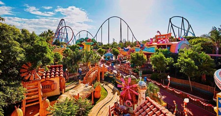 Así abrirán los parques temáticos en la fase 3: Zoo, Parque de Atracciones, Port Aventura, Warner y más