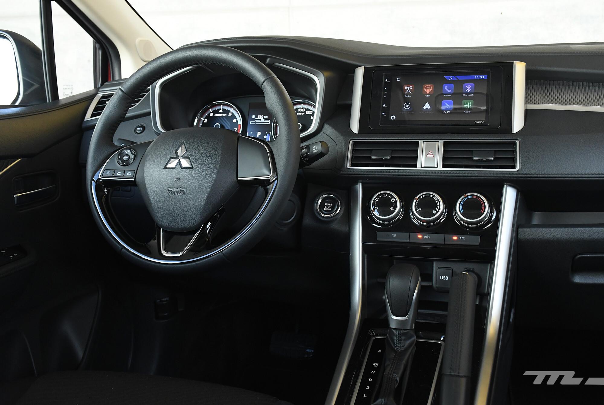 Foto de Mitsubishi Xpander (prueba) (15/27)