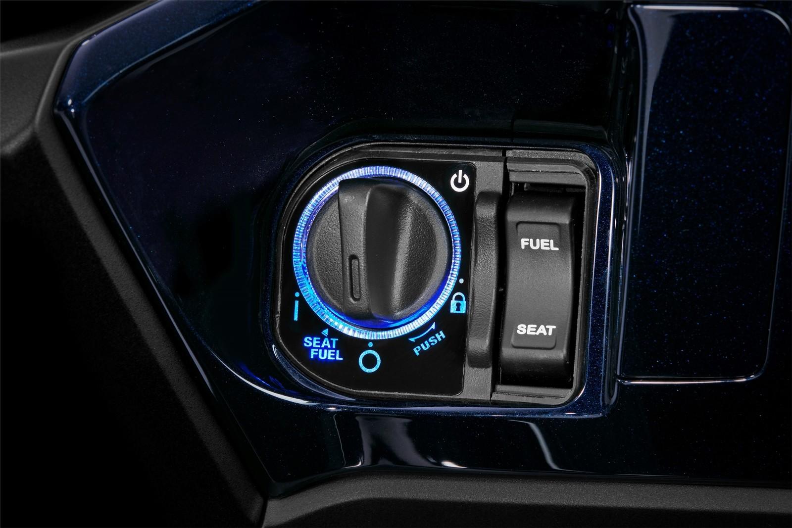 Foto de Honda PCX Electric y Honda PCX Hybrid (9/11)
