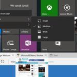 Previews de pestañas en Edge, apps en tarjeta SD y más. Estas son las otras novedades de la build filtrada 10558 de Windows 10