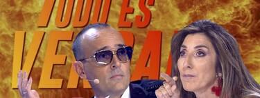 Risto Mejide retrata a Paz Padilla por su creencia en pseudociencias: este ha sido el sonado contraataque de la presentadora