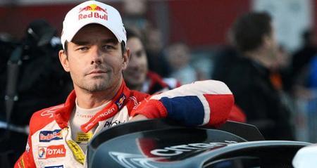 Sebastién Loeb descarta el Dakar, por el momento
