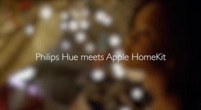 Buenas noticias para los usuarios de Philips Hue, el soporte para Apple HomeKit llegará en otoño