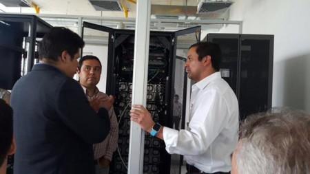 La supercomputadora más rápida de Colombia se encuentra en Santander