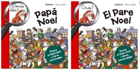 Dónde está Papá Noel