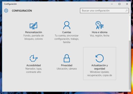 La primera gran actualización de Windows 10 ya está aquí y la puedes descargar desde Windows Update