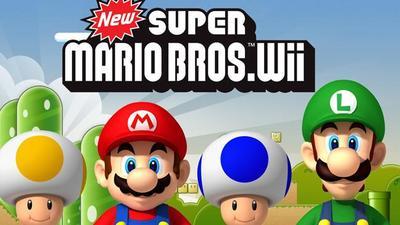 New Super Mario Bros. Wii alcanza 10 millones de copias vendidas en Estados Unidos