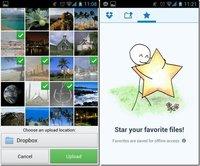 Dropbox para Android corregido y aumentado