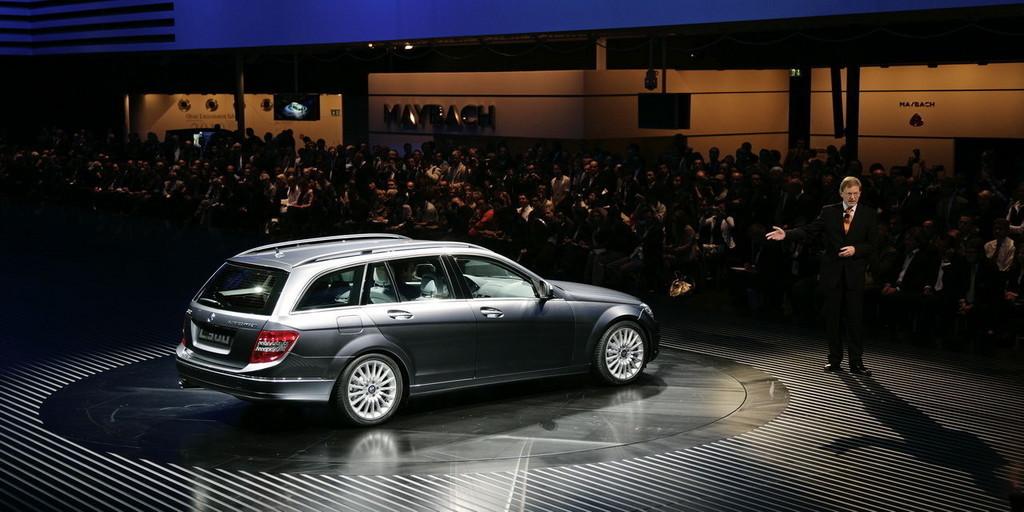 Foto de Salón de Frankfurt 2007: Mercedes Benz (13/18)