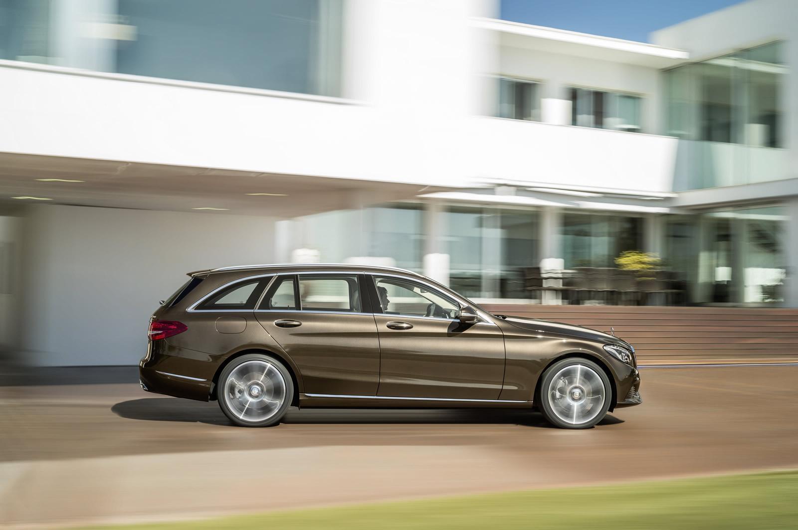 Foto de Mercedes-Benz Clase C Estate 2014 (13/36)