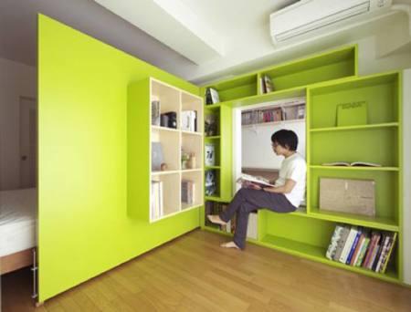 Una buena idea paredes m viles para separar ambientes - Paredes moviles ...