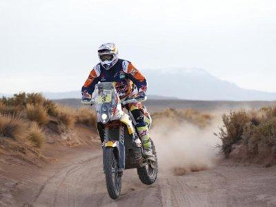 Dakar 2016: Uyuni - Uyuni, etapa 6