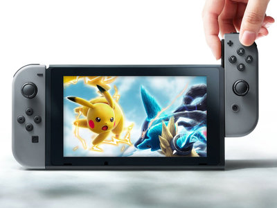 El juego de lucha Pokémon llega a Nintendo Switch