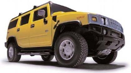 El Hummer H2 será revisado en 2008