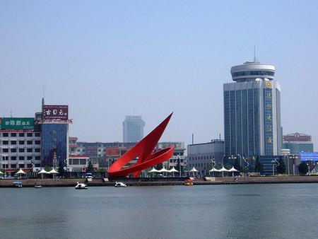 Hoy es anunciada como la Ciudad Solar de China