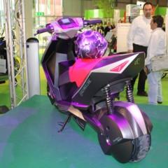 Foto 3 de 6 de la galería t-logic-navigator-scooter-electrico-de-altas-prestaciones en Motorpasion Moto