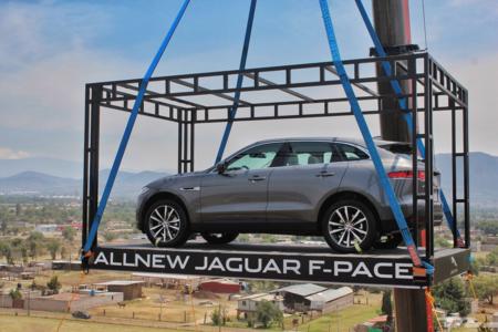 Jaguar F-Pace: Precios, versiones y equipamiento en México