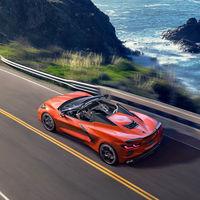 El Corvette C8 Convertible se quita el techo pero sigue siendo una joya que baja de los 3 segundos en el 0 a 100 km/h