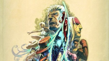 Imagen de la semana: ilustración del 'Street Fighter III'
