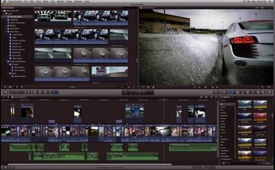 Aplicaciones para la edición de vídeo