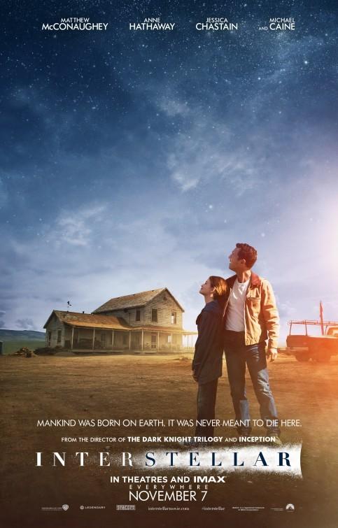 Foto de 'Interstellar', nuevos carteles (2/4)