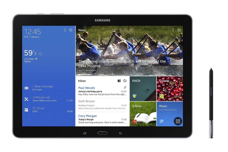 Foto de Samsung Galaxy NotePRO, imágenes oficiales (1/7)
