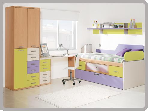 Repaso a los dormitorios juveniles de moblerone - Dormitorios juveniles en barcelona ...