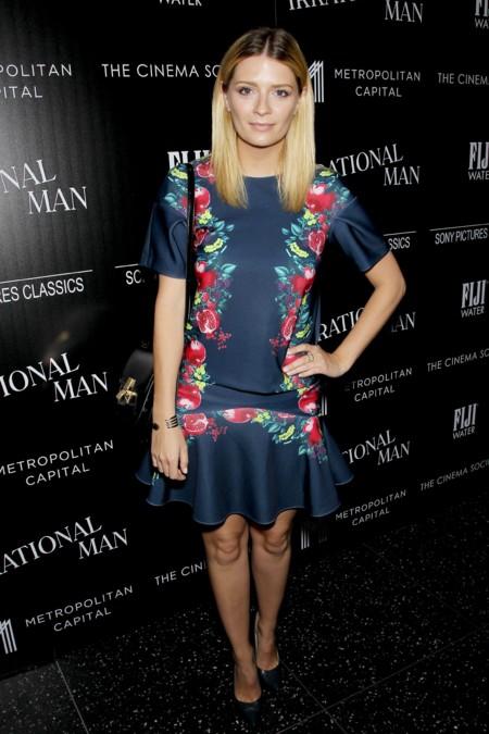 Mischa Barton Looks Street Style It Girl 2015 2