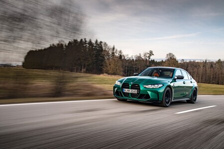 BMW M3 Competition Prueba Contacto 33