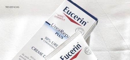 Probamos la crema UreaRepair Plus de Eucerin para presumir de pies este verano