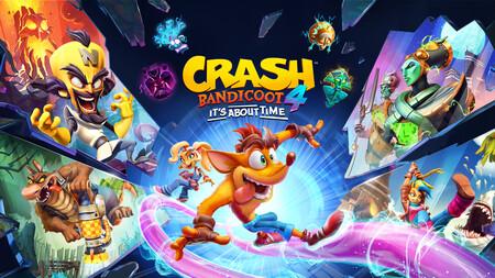 Switch Crashbandicoot4 Hero