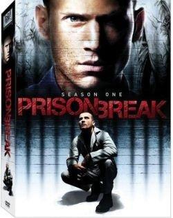 DVD Prison Break en Noviembre