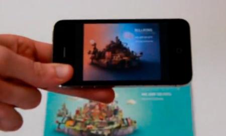 Telefónica se une con Aurasma para ofrecer sercivios de realidad aumentada
