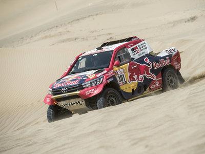 El Dakar 2018 ya está en marcha. Así han sido los primeros kilómetros con Al-Attiyah a la cabeza