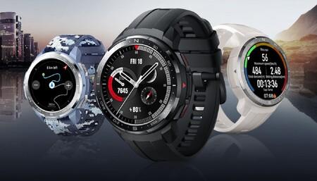 Honor Watch Gs Pro Un Reloj Para Deportes Extremos Llega A Mexico Este Es Su Precio Y Disponibilidad