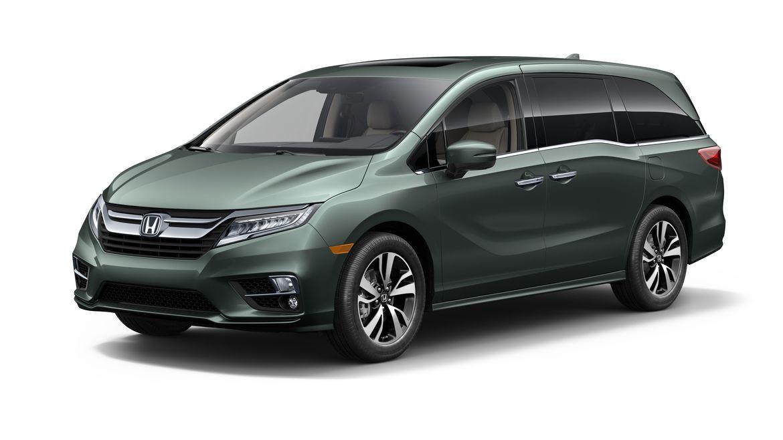 Honda Odyssey 2018, asientos mágicos y comunicación en todo momento