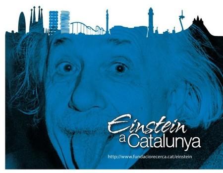 Ruta de realidad aumentada de Einstein en Barcelona
