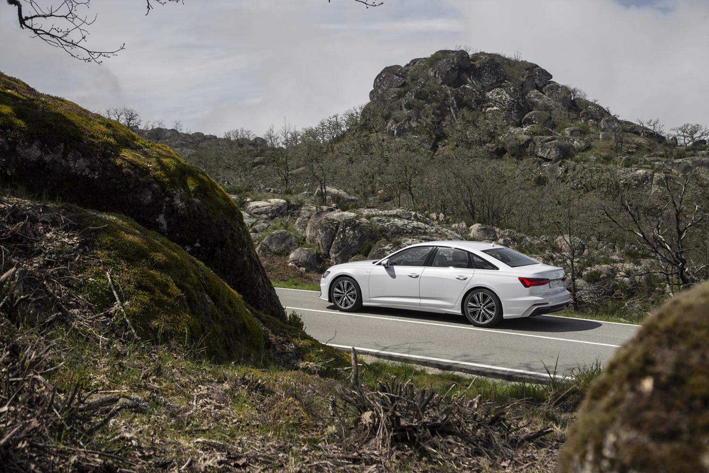 Foto de Audi A6 2018, toma de contacto (94/118)