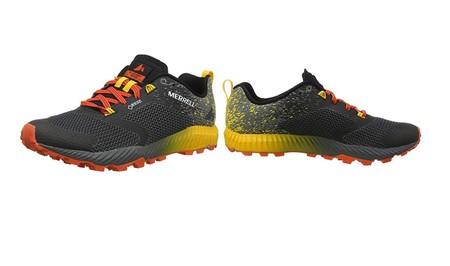 Las zapatillas Merrell All out Crush 2 GTX para trail están por 48,95 euros con envío gratis en Amazon
