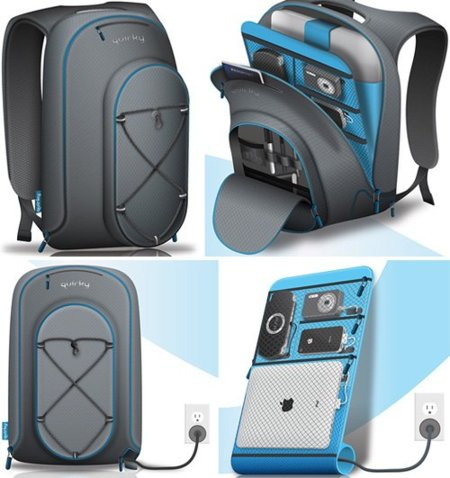 Trek Support, mochila y cargador para el viajero más techie