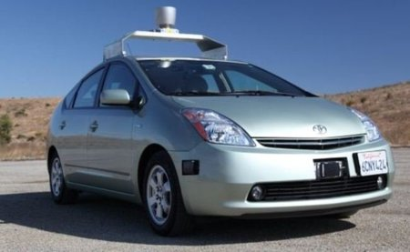 El coche inteligente de Google ya es una realidad legal en EE.UU