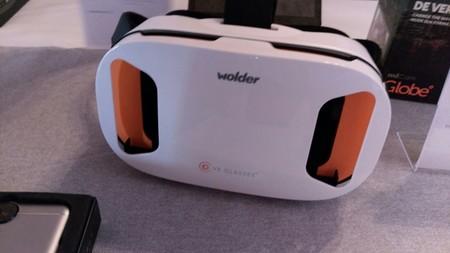 Gafas Wolder VR