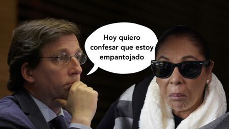 Martínez-Almeida se posiciona en el conflicto familiar entre Kiko Rivera e Isabel Pantoja y este es el bando que ha elegido