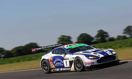 Andy Soucek pilotará para Aston Martin en Blancpain Sprint Series