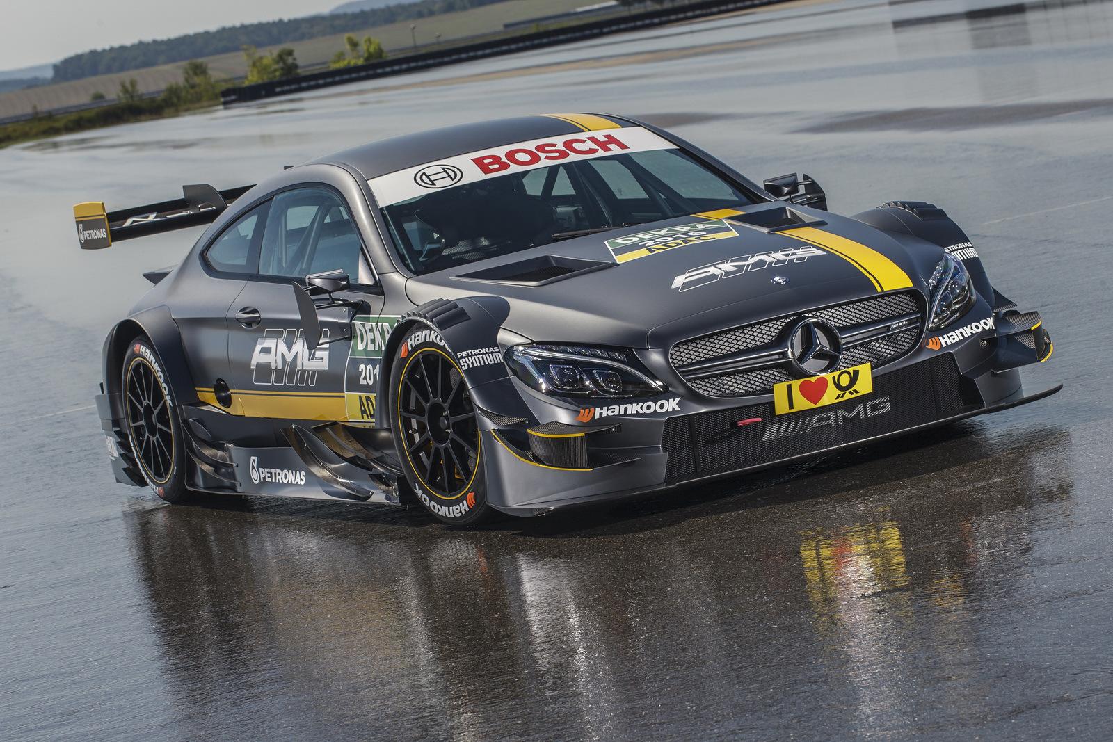 Foto de Mercedes-AMG C63 DTM (1/3)
