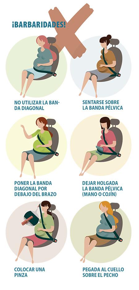 Mal-uso-cinturón-de-seguridad-embarazo