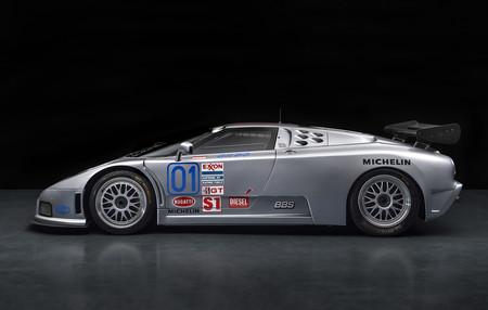 Bugatti EB110 IMSA