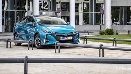 Toyota Prius Plug In 2021 Prueba 028