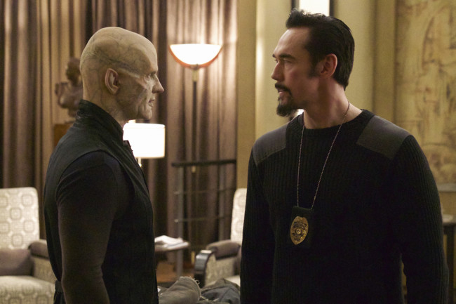 The Strain Season 3 Episode 1 Image